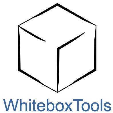 WhiteboxTools Geospatial Software Logo Whitebox Geospatial Inc