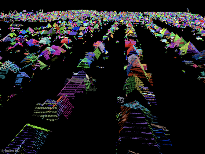 LiDAR Point Cloud Rooftop WhiteboxTools Whitebox Geospatial