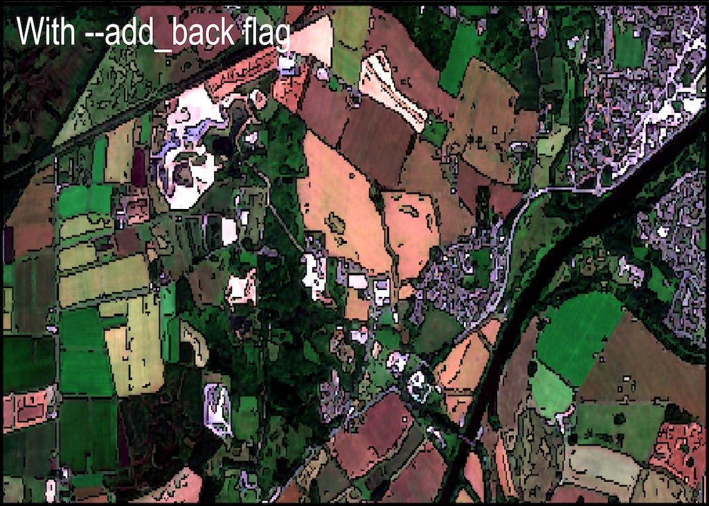 Whitebox Geospatial Canny Edge Detection