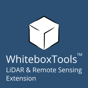 Whitebox Geospatial LiDAR and Remote Sensing Extension WhiteboxTools Extensions